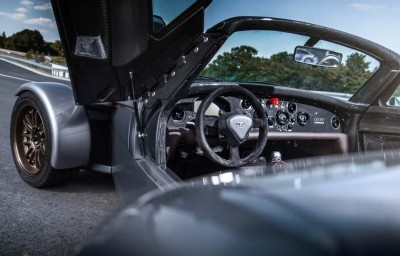 2016 Donkervoort D8 GTO Bare Naked Carbon Edition 24