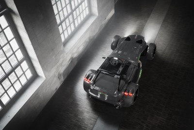 2016 Donkervoort D8 GTO Bare Naked Carbon Edition 3
