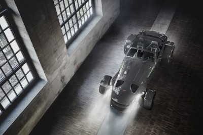 2016 Donkervoort D8 GTO Bare Naked Carbon Edition 4