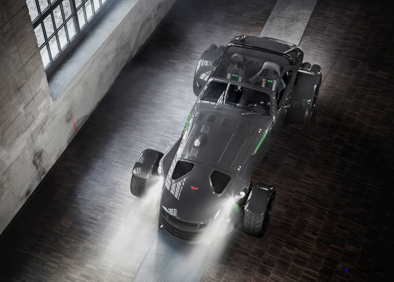 2016 Donkervoort D8 GTO Bare Naked Carbon Edition 9
