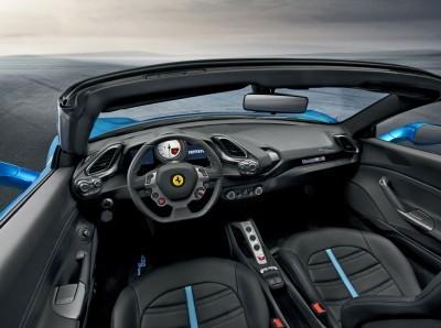 2016 Ferrari 488 Spider 11