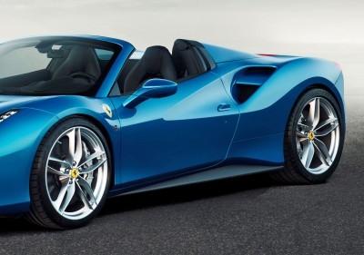 2016 Ferrari 488 Spider 4