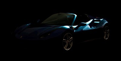 2016 Ferrari 488 Spider Reveal 21