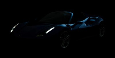 2016 Ferrari 488 Spider Reveal 22