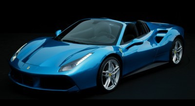 2016 Ferrari 488 Spider Reveal 23