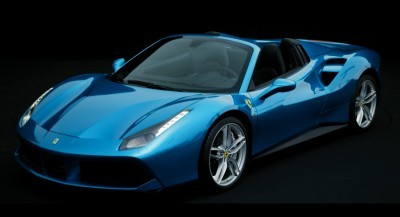 2016 Ferrari 488 Spider Reveal 24