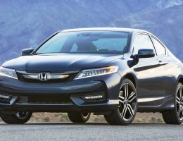 2016 Honda Accord COUPE Shows its Fresh, Sexy Design in 50 New Photos