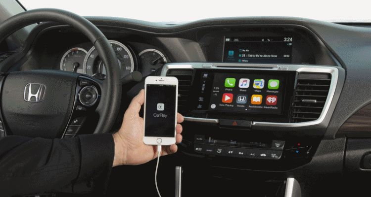 2016 Honda Accord Sport - APPLE CARPLAY Demo