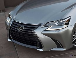 2016 Lexus GS Refresh Adds GS200t Turbo, More GS350 HP and 4WS on F Sport!