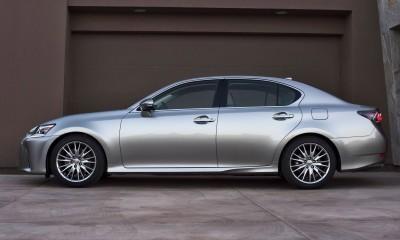 2016 Lexus GS200t 3