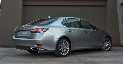 2016 Lexus GS200t 4