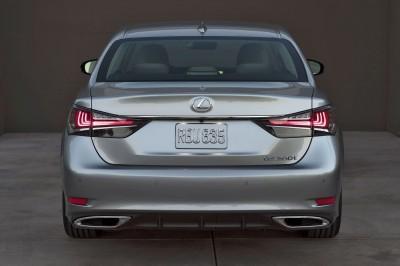 2016 Lexus GS200t 5