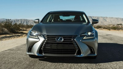2016 Lexus GS200t 7