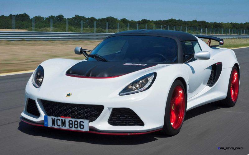 2016 Lotus Exige 360 Cup 1