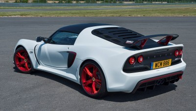 2016 Lotus Exige 360 Cup 14