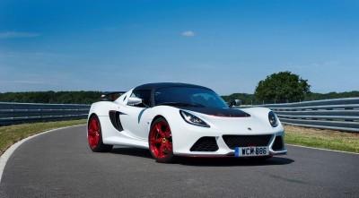 2016 Lotus Exige 360 Cup 3