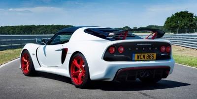 2016 Lotus Exige 360 Cup 7