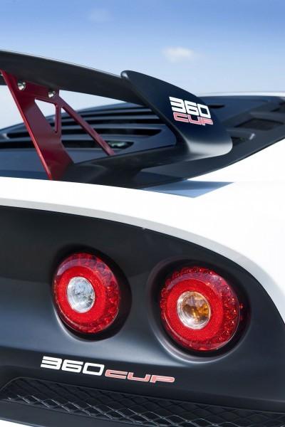 2016 Lotus Exige 360 Cup 8