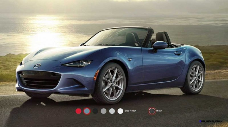 2016 Mazda MX-5 Colors 2