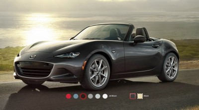 2016 Mazda MX-5 Colors 3