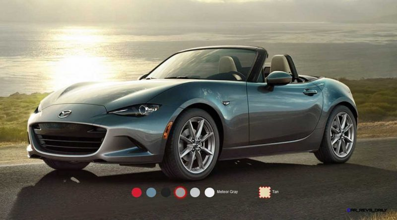2016 Mazda MX-5 Colors 4
