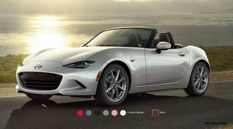 2016 Mazda MX-5 Colors 5