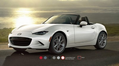 2016 Mazda MX-5 Colors 6