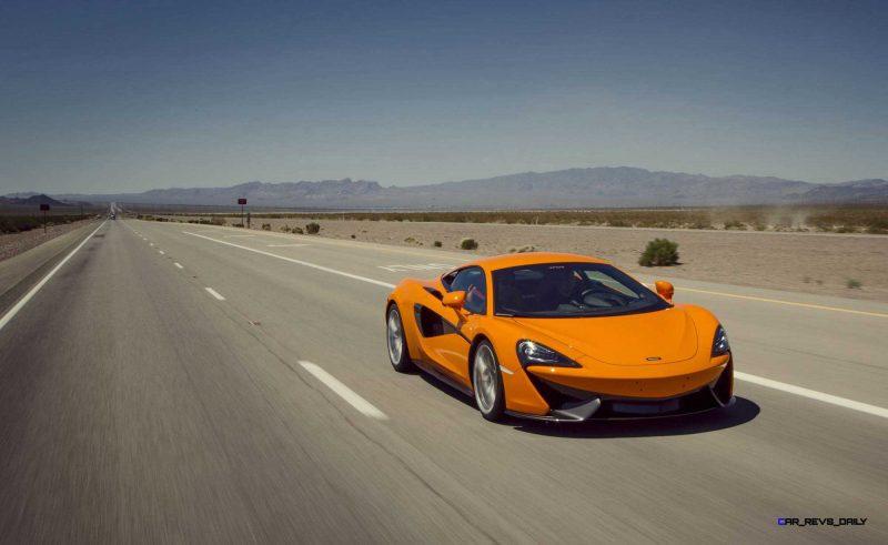 2016 McLaren 570S Orange 1