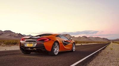 2016 McLaren 570S Orange 10