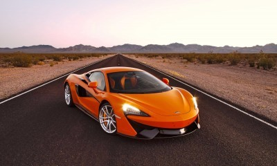2016 McLaren 570S Orange 11