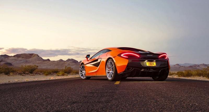 2016 McLaren 570S Orange 12