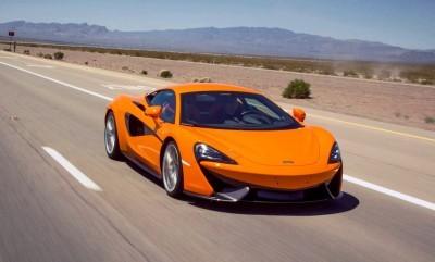 2016 McLaren 570S Orange 13