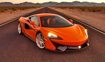 2016 McLaren 570S Orange 15