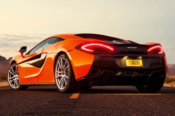 2016 McLaren 570S Production Begins - $184k Base Price + 24 New Pics