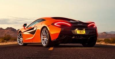 2016 McLaren 570S Orange 16