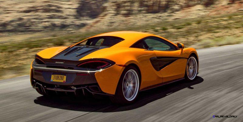 2016 McLaren 570S Orange 17