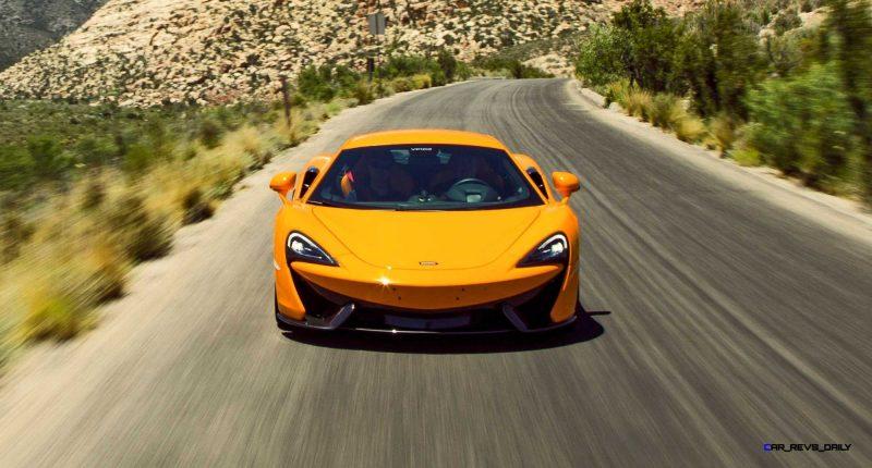 2016 McLaren 570S Orange 18