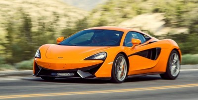 2016 McLaren 570S Orange 19