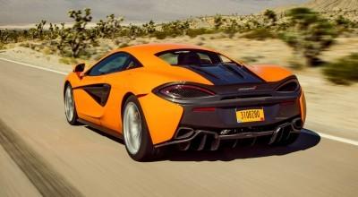 2016 McLaren 570S Orange 21