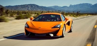 2016 McLaren 570S Orange 22