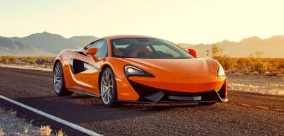 2016 McLaren 570S Orange 23