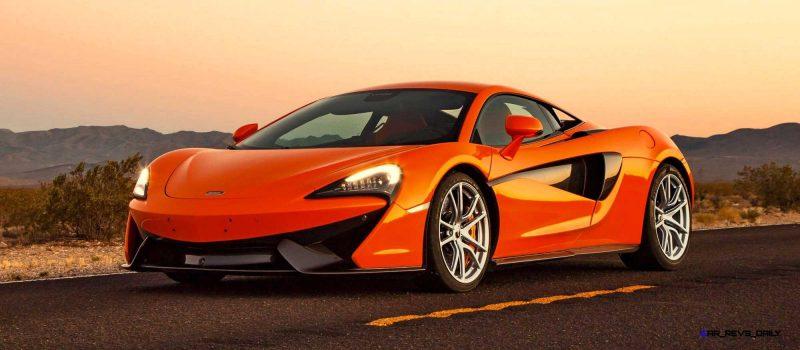 2016 McLaren 570S Orange 24