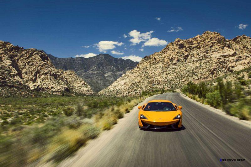 2016 McLaren 570S Orange 3