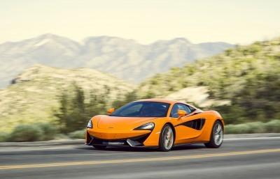 2016 McLaren 570S Orange 4