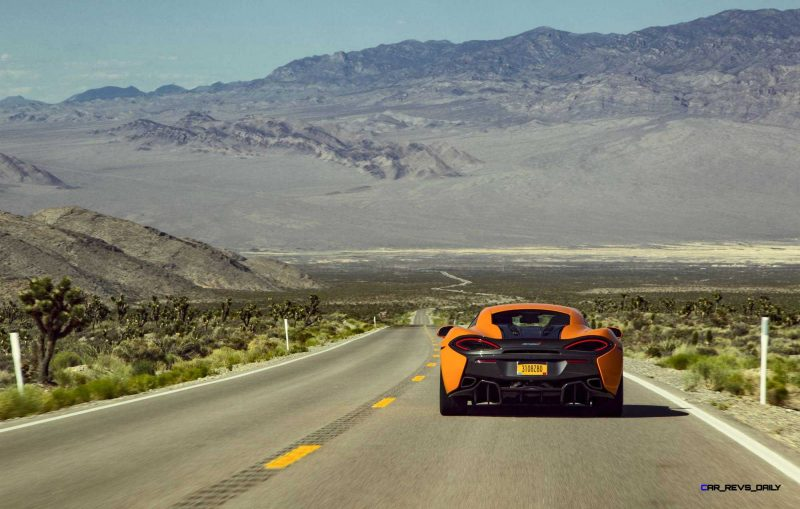2016 McLaren 570S Orange 5