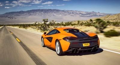 2016 McLaren 570S Orange 6