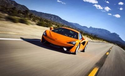2016 McLaren 570S Orange 7