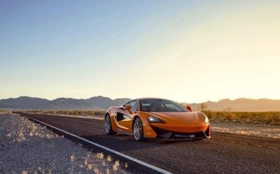 2016 McLaren 570S Orange 8