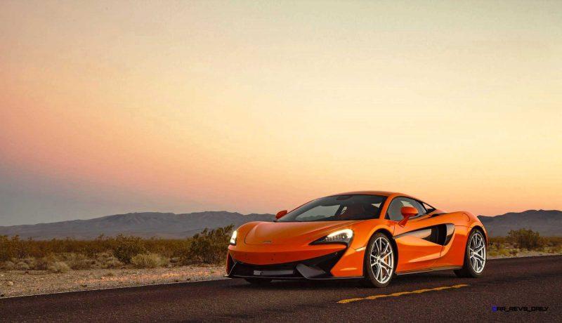 2016 McLaren 570S Orange 9