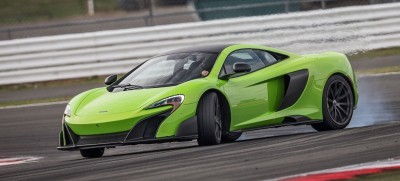 2016 McLaren 675LT Dynamic Debut - Track Video + 105 New Pics! 14
